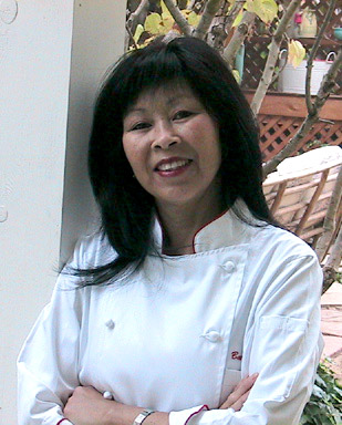 Barbara Hom featuring TR Elliott Pinot Noir in her recipes