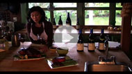Chef Barbara Hom Discusses TR Elliott Vinard's 2006 Pinot Noir Vintage